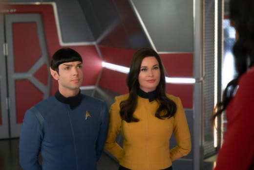 Ask Not: The Welcome Party - Star Trek: Discovery