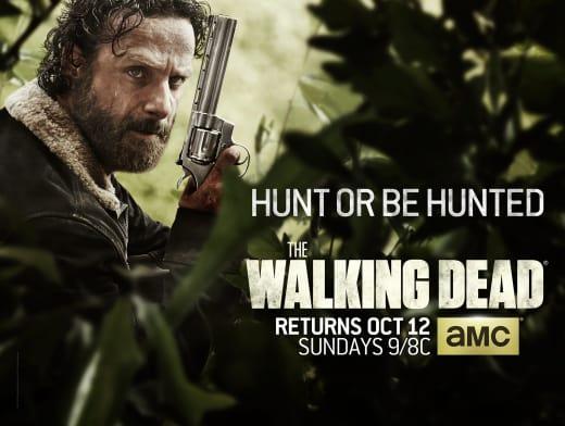Walking Dead Poster - The Walking Dead