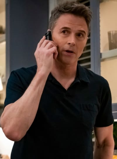 Henry Takes a Call - Madam Secretary Season 5 Episode 19