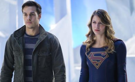 Surprised? - Supergirl Season 2 Episode 17