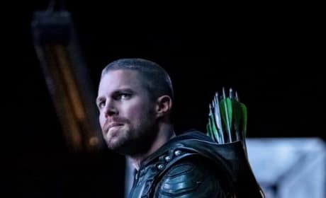 Oliver on the Move - Arrow Season 7 Episode 11