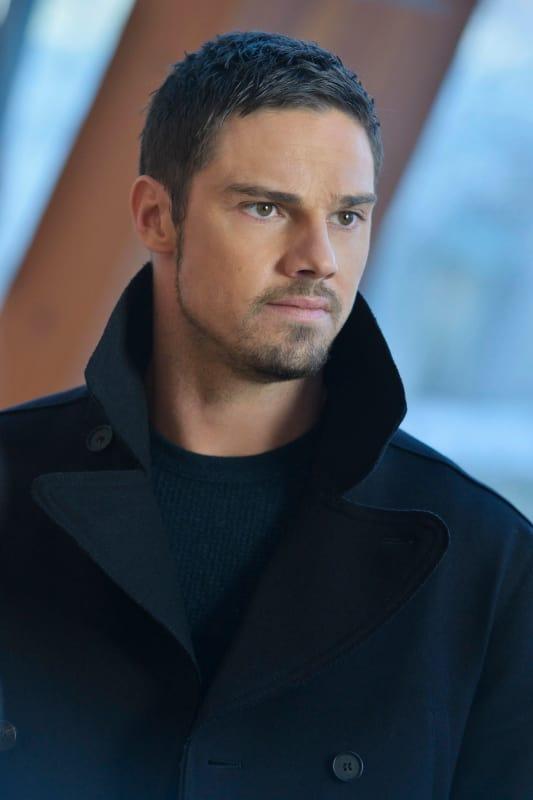 Handsome, Determined Vincent