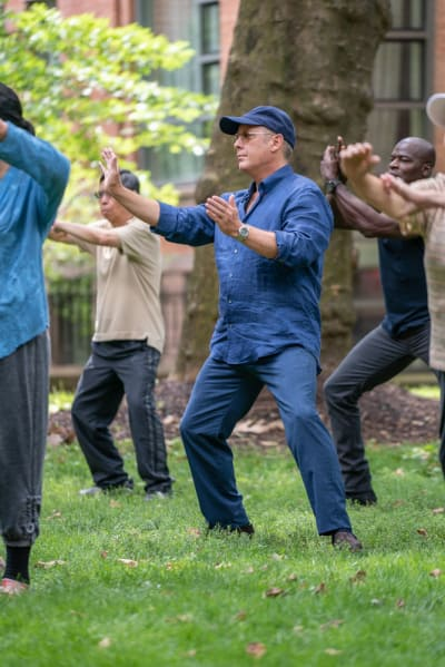 Exercise Time! - The Blacklist Season 6 Episode 1