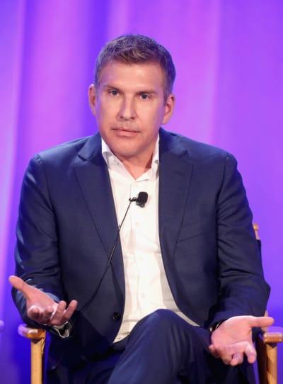 Todd Chrisley Attends TCA
