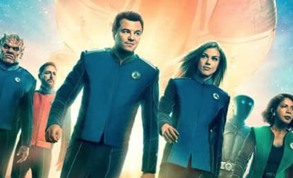 Fox Cheat Sheet: The Orville is on the Bubble