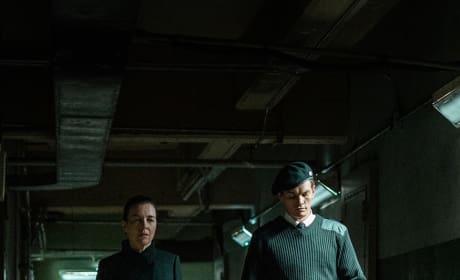 Determination to See Howard Alpha - Counterpart Season 2 Episode 2