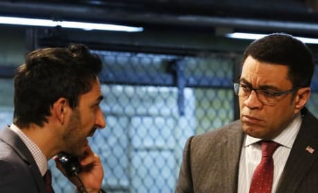 Harold and Aram - The Blacklist Season 6 Episode 21