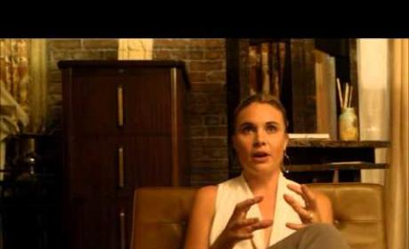 Leah Pipes Talks Cami's Character Development