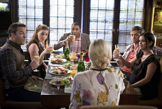 """If you don't marry him, I will."" Hart of Dixie"