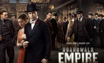 Boardwalk Empire Season 2 Poster: Who is Behind Nucky?