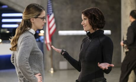 Got Me - Supergirl Season 2 Episode 16