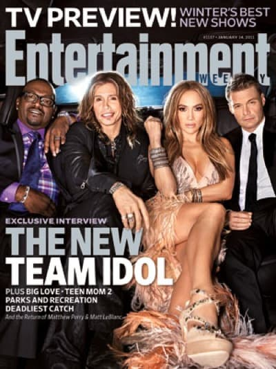 EW Idol Cover