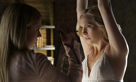 Captive Caroline - The Vampire Diaries