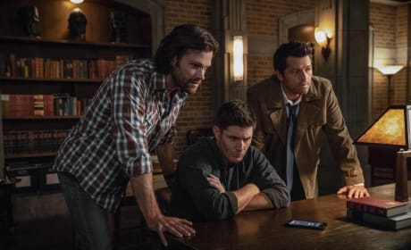 Three Heads Are Better - Supernatural Season 14 Episode 3
