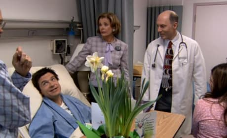 Michael is Hospitalized