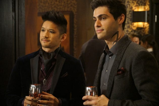 Malec Magnified - Shadowhunters