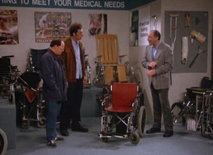 Watch Seinfeld Season 4 Episode 22 Online