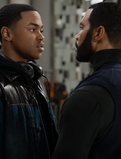Father & Son - Power Season 6 Episode 1