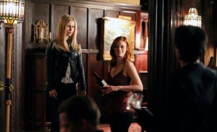 The Vampire Diaries Review: Burning Bridges