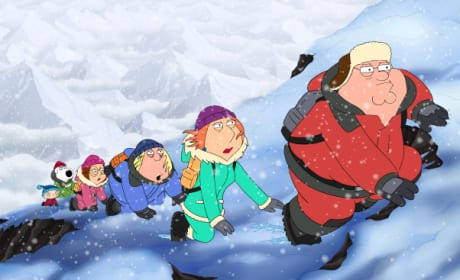 The Griffins Climb Everest