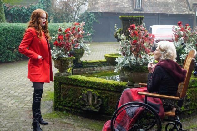 Nana Blossom - Riverdale Season 3 Episode 15