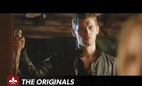 The Originals Clip - Caring for Davina
