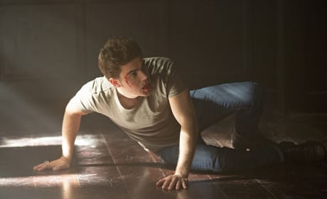 Down Goes Stefan! - The Vampire Diaries