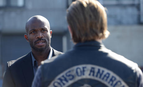 Advice from August - Sons of Anarchy Season 7 Episode 3