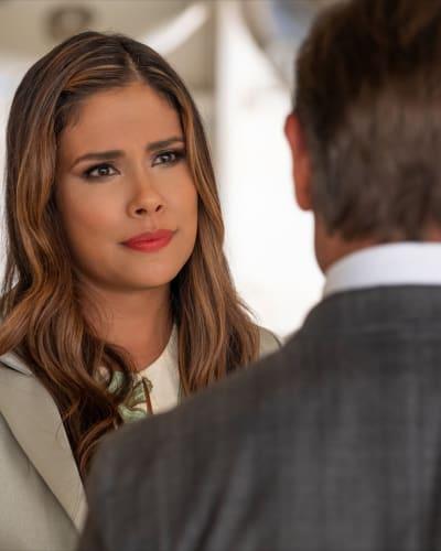 Cristal's Answers - Dynasty Season 4 Episode 21