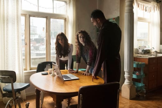Strategy Session - The Magicians Season 2 Episode 9