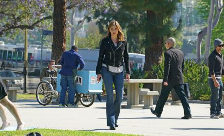 The Extraordinary Kate Beckett - Castle Season 8 Episode 22