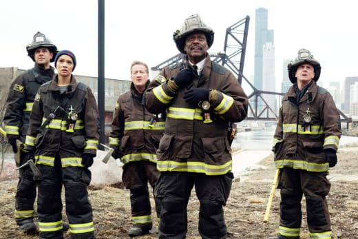 Interesting News - Chicago Fire