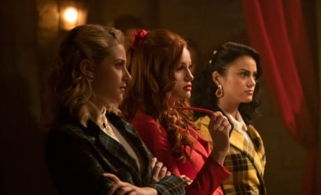 The Heathers - Riverdale Season 3 Episode 16