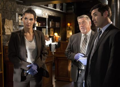 Watch Rizzoli & Isles Season 5 Episode 7 Online