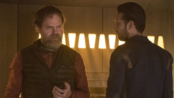 Conspiring in Captivity - Star Trek: Discovery Season 1 Episode 5