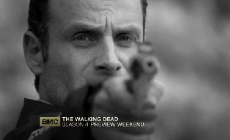 The Walking Dead Weekend Promo