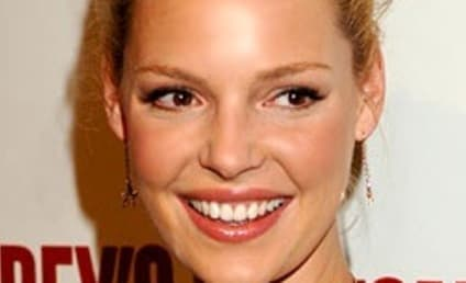 "Heigl Helps Pick Old Navy ""Spokesdog"""