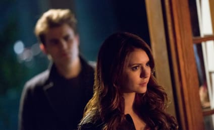 The Vampire Diaries Review: Starving for Suspense
