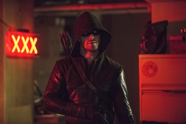 XXX - Arrow Season 3 Episode 8