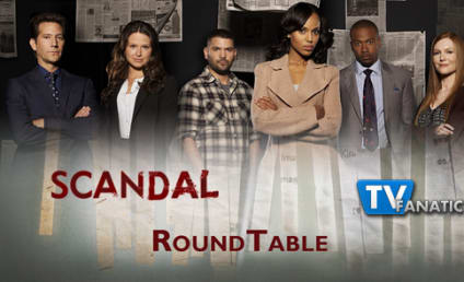 "Scandal Round Table: ""Whiskey Tango Foxtrot"""