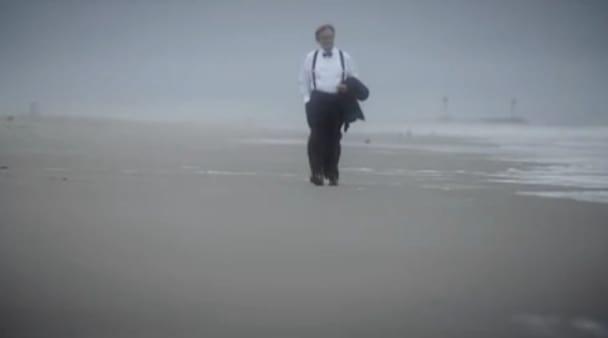 Ducky on the Beach