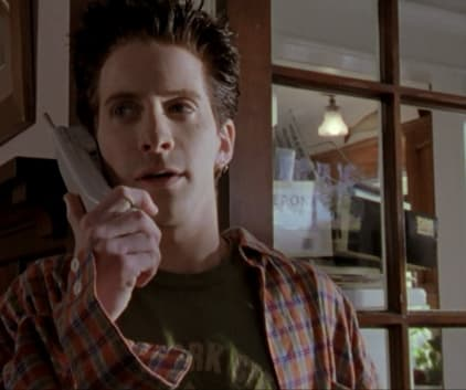 Oz Finds out - Buffy the Vampire Slayer