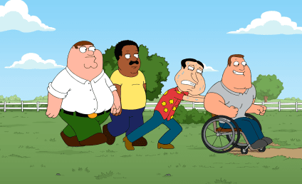 Family Guy Season 13 Episode 14: Full Episode Live!
