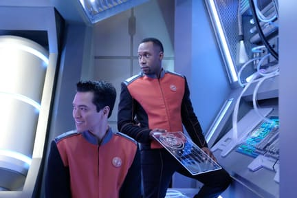 Red Shirts - The Orville Season 1 Episode 8