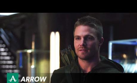 Arrow Clip - Where is Thea?