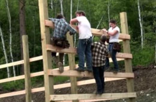 Finishing the Barn - Alaskan Bush People
