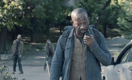 Head To Head - Fear the Walking Dead Season 4 Episode 16