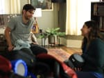 Physical Therapy with Darcy  - A Million Little Things Season 3 Episode 3