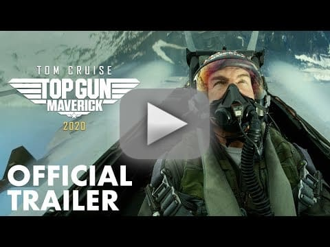 Top gun maverick trailer hits comic con