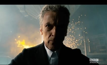Doctor Who Teaser Clip: A Longer Look and Return Date Announced!